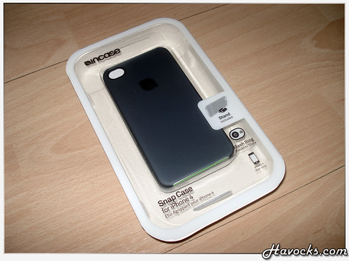 Incase Snap Case for iPhone 4 - 01