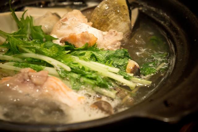 海鮮火鍋 - 玄海壽司居酒屋