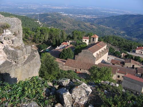 L'Albiol (Desde las ruinas del castillo)