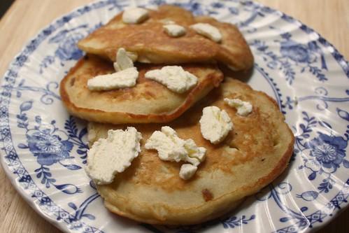 Fresh-Churned Buttermilk Pancakes
