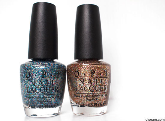 OPI Nail Polish Burlesque Collection