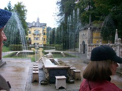 0428 - ellbrunn Castle - Trick Fountains