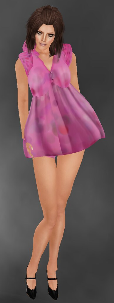 CHANTKARE ROSA DRESS gift - Avenue Maganize Readers join and look on notices!+ LOGO Infinity Custom Bloom Skin - Secret Freebie + LOGO Melissa - Coffee huge hair folder for free!