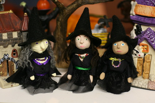 Completed Witches!