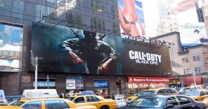 Call of Duty 7: Black Ops Advertisment