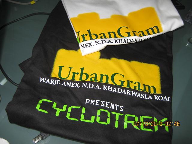 Cyclotrek - from UrbanGram Kondhawe Dhawade Pune 411023 to Sinhagad Fort Pune