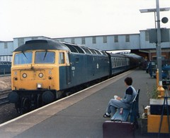 peterborough 47014 (brianhancock50) Tags: train railway britishrail class47