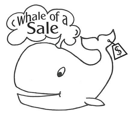 Whale Sale