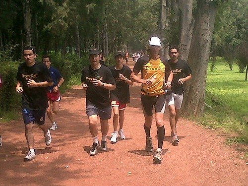 Marathon Man en México