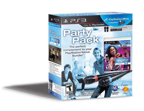 SingStar Dance Party Pack for PlayStation Move