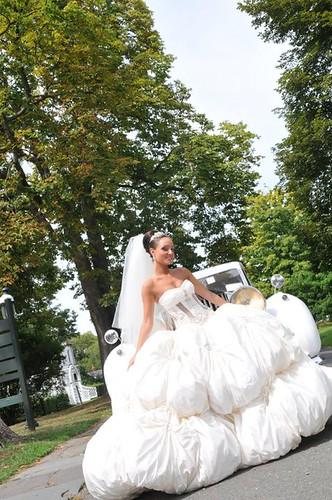 Bridal Styles real Bride Julia & Igor