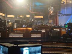 David Letterman's studio (kate_soundcheck) Tags: nyc ny newyork live lateshow gorillaz clinteastwood davidletterman lateshowwithdavidletterman edsullivantheater plasticbeach empireants escapetotheplasticbeach