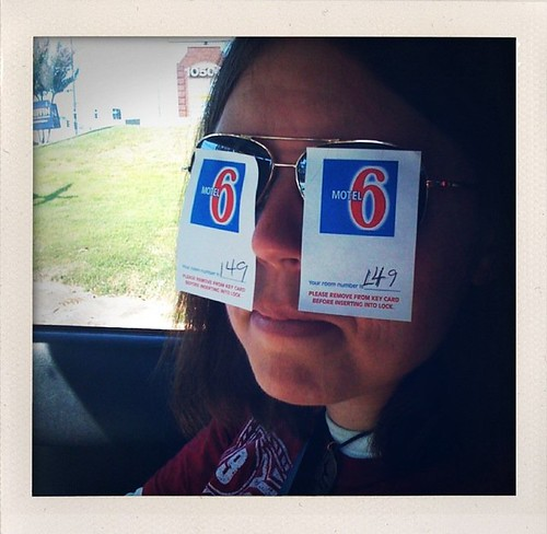 Motel 6 Goggles