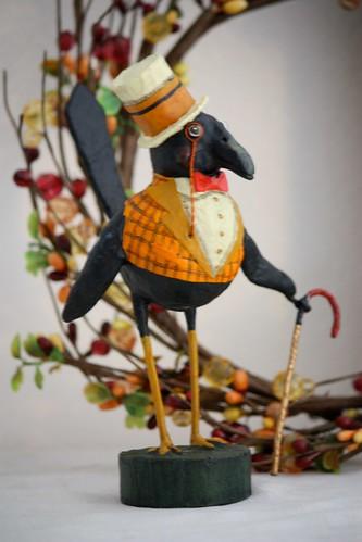 Gentleman Crow