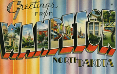 Greetings from Wahpeton, North Dakota - Large Letter Postcard (Shook Photos) Tags: linen postcard postcards northdakota greetings wahpeton linenpostcard bigletter largeletter largeletterpostcard wahpetonnorthdakota linenpostcards largeletterpostcards bigletterpostcard bigletterpostcards