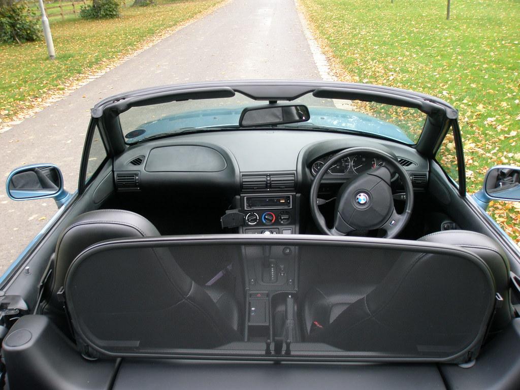 Z3 E36 7 For Sale Z3 2 8 Auto Atlanta Blue Metallic 1999 S Reg Uk Based