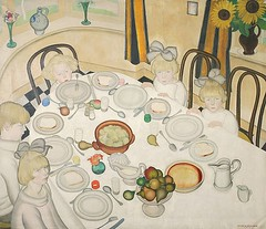 The Table (artinconnu) Tags: de van gustave woestijne