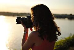 282.365 (erin.alyssa.) Tags: pictures senior 35mm river lens nikon days briana 365 18 sooc d3000