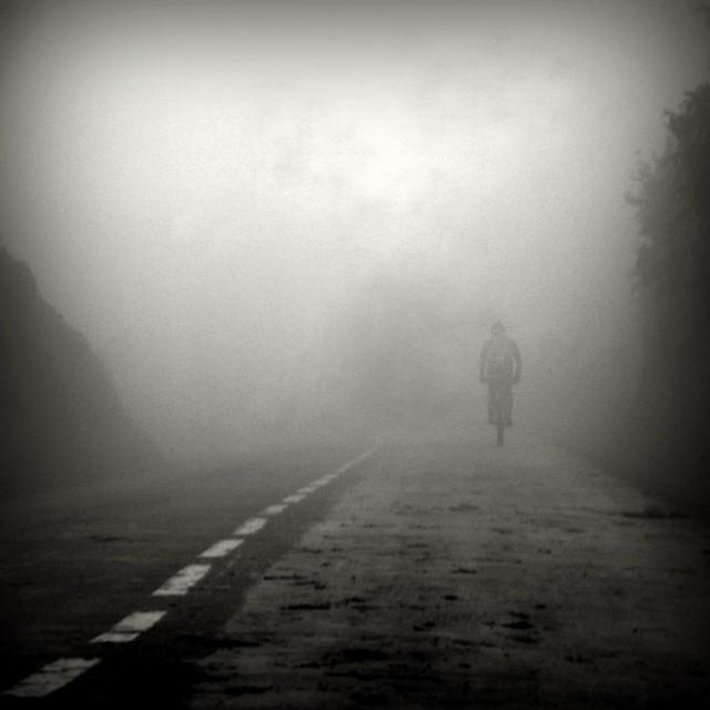 The cyclist #016