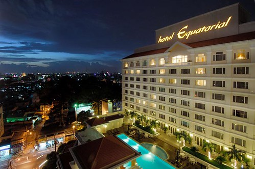Equatorial Hotel 5* (HCM)