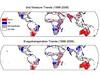 Soil moisture trends