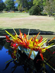 Chihuly at Cheekwood 3: The Boat