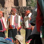 Discussing agricultural research in Bolivia and Peru 05 by