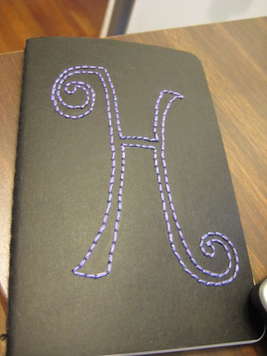 Notebook for Holly