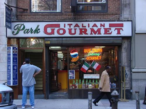 Park Italian Gourmet