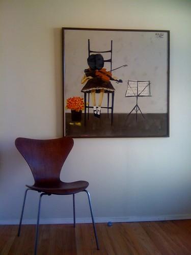 Arne Jacobsen Chair 1
