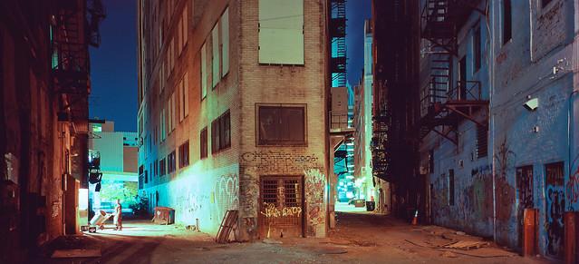 metropolitan alley