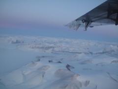 Flying in Canada's Arctic (parvatimusic) Tags: nunavut parvati northpole wardhuntisland