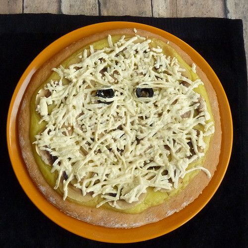 *Epic Fail* Mummy Pizza
