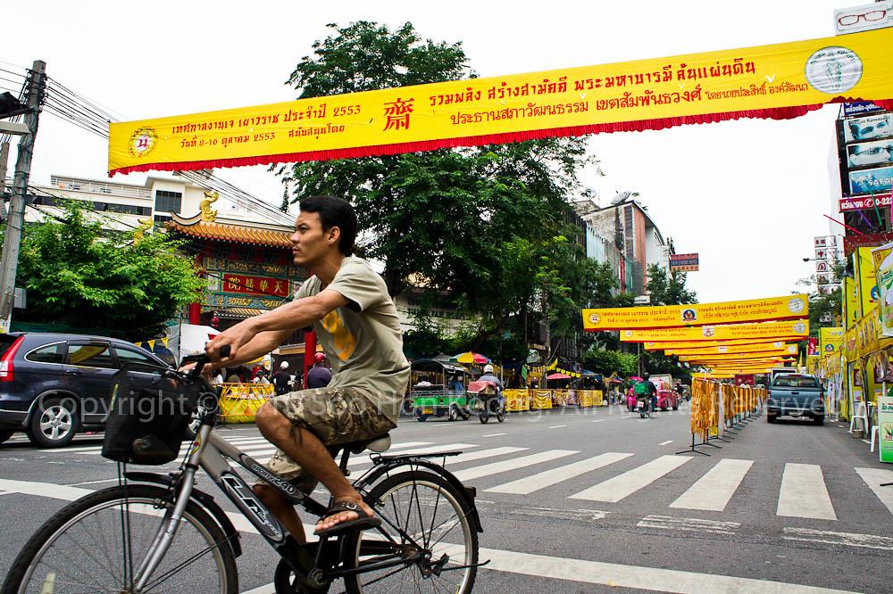 Vegetarian Festival @ Bangkok, Thailand