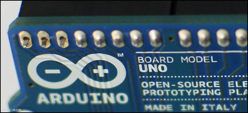 Manufacturing defect on Arduino Uno?