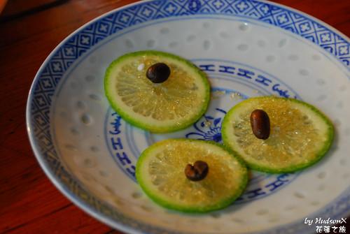飯後水果-檸檬咖啡豆