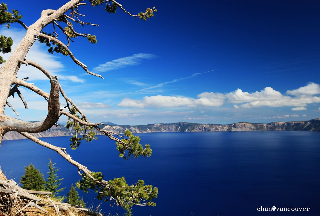 Another look at Crater Lake