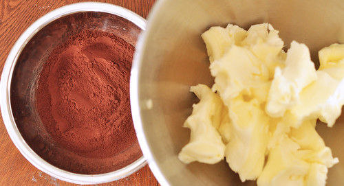 Cocoa Powder and Butter