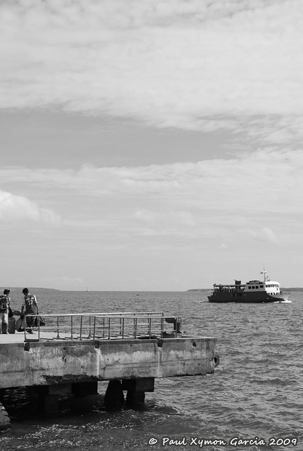 Hagnaya Port, Cebu