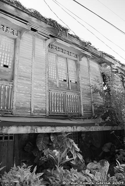 Old House, Bantayan Island, Cebu