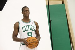 Media Day is not a favorite for Rondo