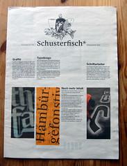 Schusterfisch_Front-Page