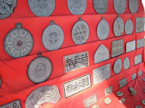 Nepali ornaments