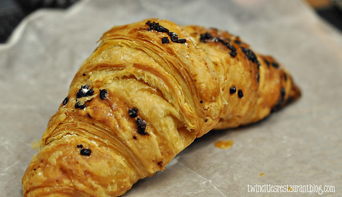 Chocolate Filled Croissant at Kowalski's Market