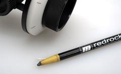 Redrock grease pencil (redrockmicro) Tags: pen pencil redrock greasepencil redrockmicro followfocus microfollowfocus hdslr markingdisk