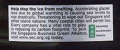 globe_badge (simgarie) Tags: globe flooding singapore sg temasek snowglobe globalwarming garie stamfordraffles sunnyisland lioncity polymerclaysg gariesim simgarie sgsingapore gariestutorial polymerclayglobe glassglobeartclayglobe clayartglobe