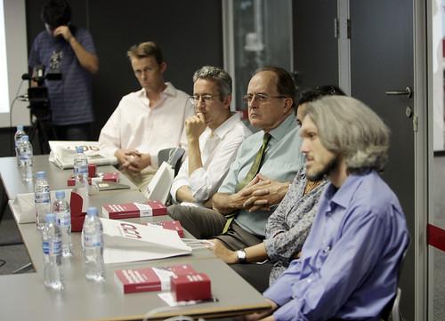 Presentació CNA a Barcelona