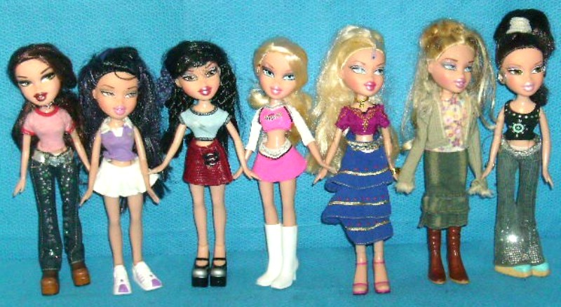 Bratz Purchased On Ebay Auction on the 20th October, 2010!!!