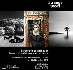 """Strange Places"" - an exhibition"