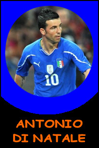 Pictures of Antonio di Natale